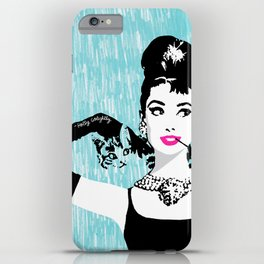 Certain Shades of the Limelight iPhone Case