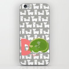 d for dragon iPhone & iPod Skin
