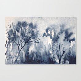 Memory Landscape 8 Canvas Print