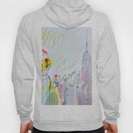New York Colore Hoody