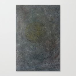 unidentified small planet Canvas Print