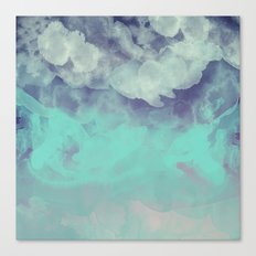 Pure Imagination I Canvas Print