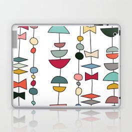 Atomic Beads Laptop & iPad Skin