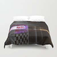 pizza Duvet Covers featuring Pizza by livedwards