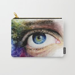 My eye Carry-All Pouch