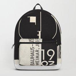 Bauhaus Exhibition Art Backpack