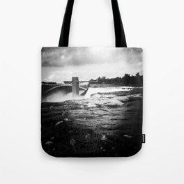 Summer Falls Tote Bag