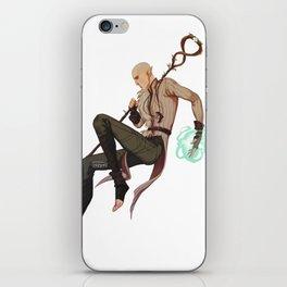 DA crew Solas iPhone Skin