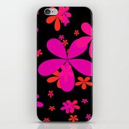 Flower Power 2 iPhone Skin