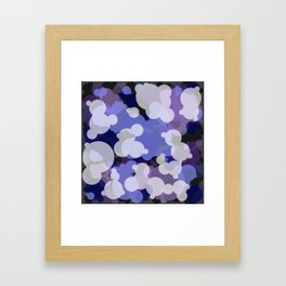Lumpy Space Framed Art Print