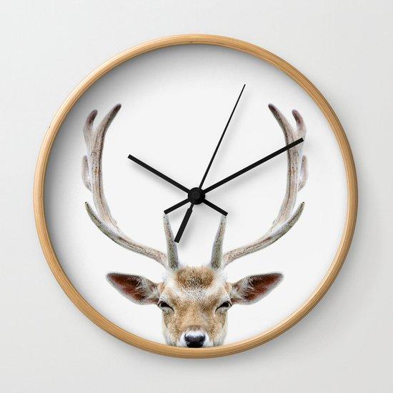 Deer Head by taiprints