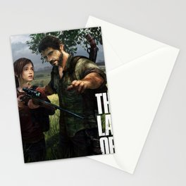 the last of us training 2020 Stationery Cards