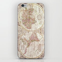 An Accurate Map iPhone Skin