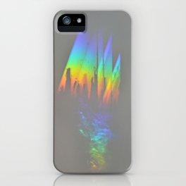 Through the Rainbow iPhone Case
