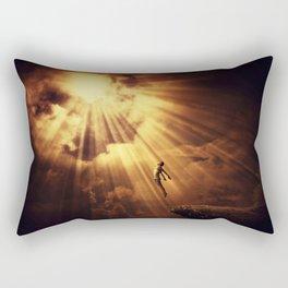 psychokinesis dark light Rectangular Pillow