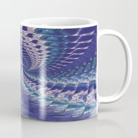 psych Mugs featuring Purple Psych v2 by Grace