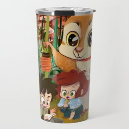 Little Story 01 : Chibi Tale Travel Mug