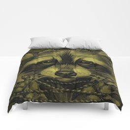Trash Panda Comforters