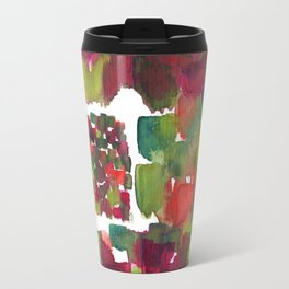 Marina's Christmas Theme Travel Mug
