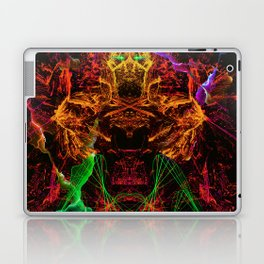 Jerry, The Cyber Fighter Laptop & iPad Skin