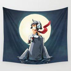 Moonlight Sonata Wall Tapestry