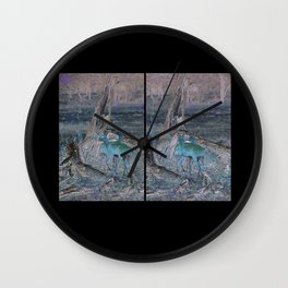 bokkies Wall Clock