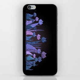 Vector Cats 2016 edition v4 iPhone Skin