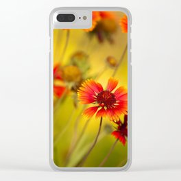 You broke my heart. Clear iPhone Case