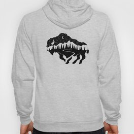 Grand Teton Bison Hoody