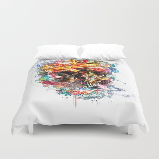 King Dusty Duvet Cover