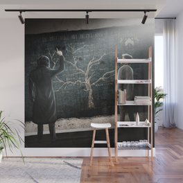 The Most Ancient House of Black Wall Mural