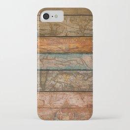 Mapas iPhone Case