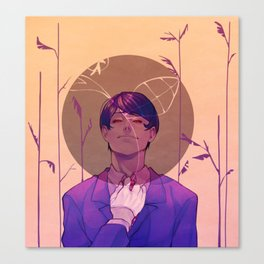 tsukiyama Canvas Print