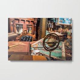 Ocean Voyage 1 Metal Print