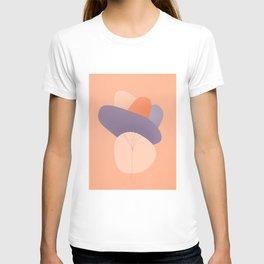 Minimalistic Autumn Tree T-shirt