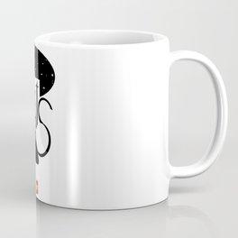 black CATS! Coffee Mug