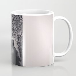 wolf howl Coffee Mug