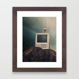 We are going to Escape Framed Art Print