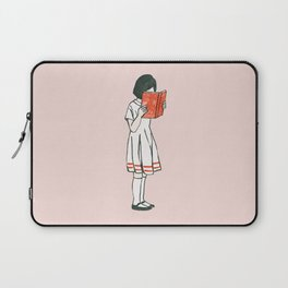 Avid reader Laptop Sleeve