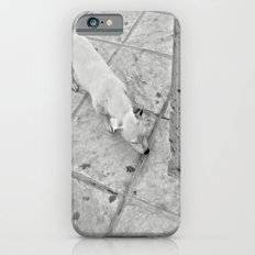 white corner iPhone 6s Slim Case