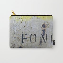 Fond Carry-All Pouch