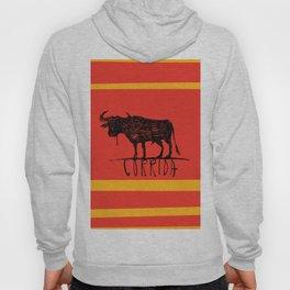 bullfighting corrida Hoody