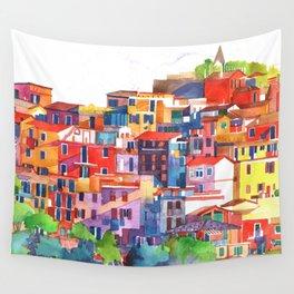 Cinque Terre vol2 Wall Tapestry