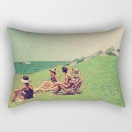 The Sun Forgot Us Rectangular Pillow
