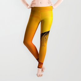 Sunset Vibes Leggings