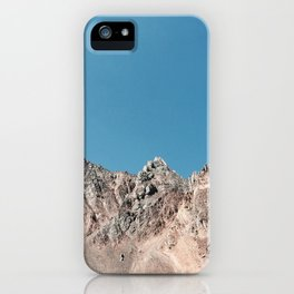 Glorious Mountains iPhone Case
