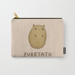 Purrtato Carry-All Pouch