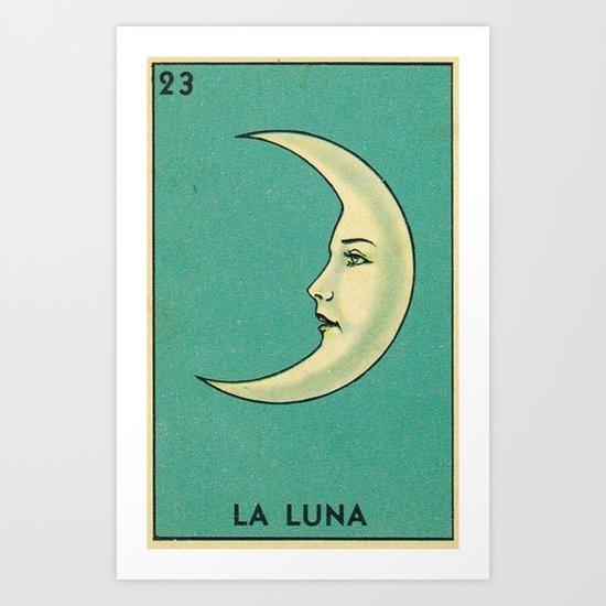 La Luna Card by historystuff