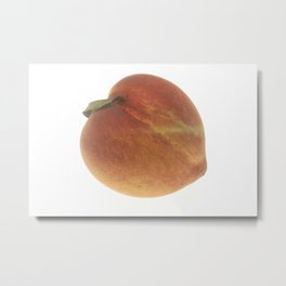Georgia Peach Metal Print