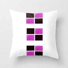 Blocks 1 Throw Pillow